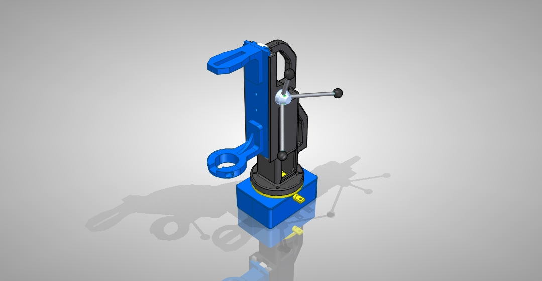 magnetic drilling stand 1